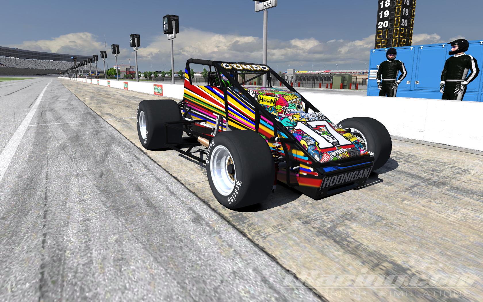 Jsr Sprint Bodies Jayskinz Racing Graphics